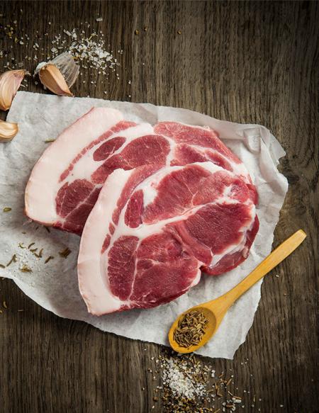 ÖBERIO Hofgenau Schweinefleisch portioniert